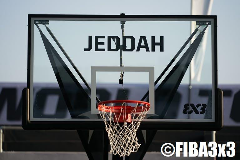 日本の3×3新時代を切り開く Jeddah Masters